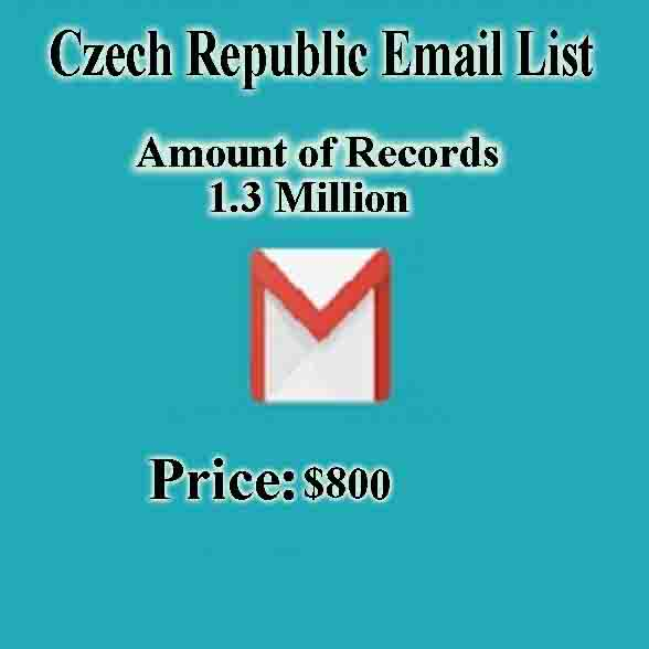 Czech Republic Email List
