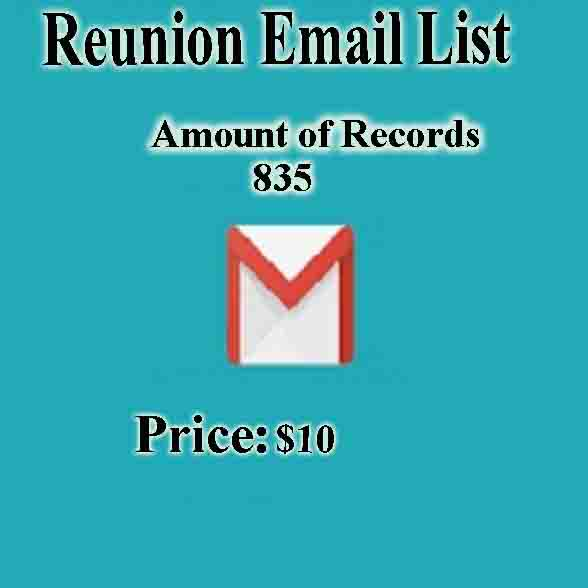 Reunion Email List