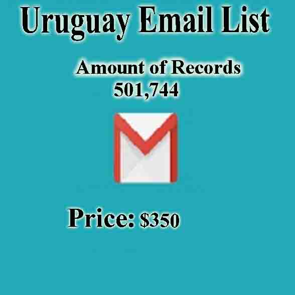 Uruguay Email List